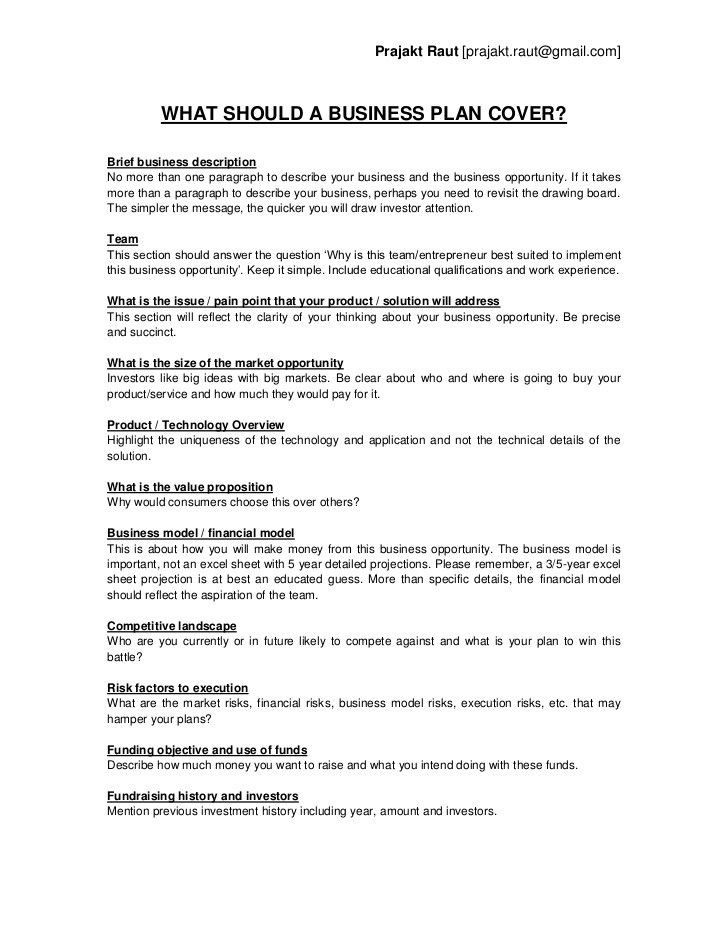 5 Page Business Plan Template Artist Business Plan Template Luxury What Should A Business