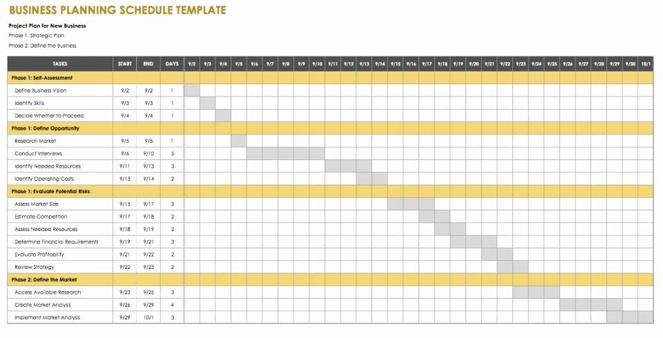 5 Year Plan Template Excel Strategic Planning Template Excel Unique Business Plan Xls