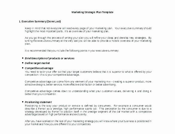 Apartment Marketing Plan Template Personal Marketing Plan Template Lovely Apartment Marketing