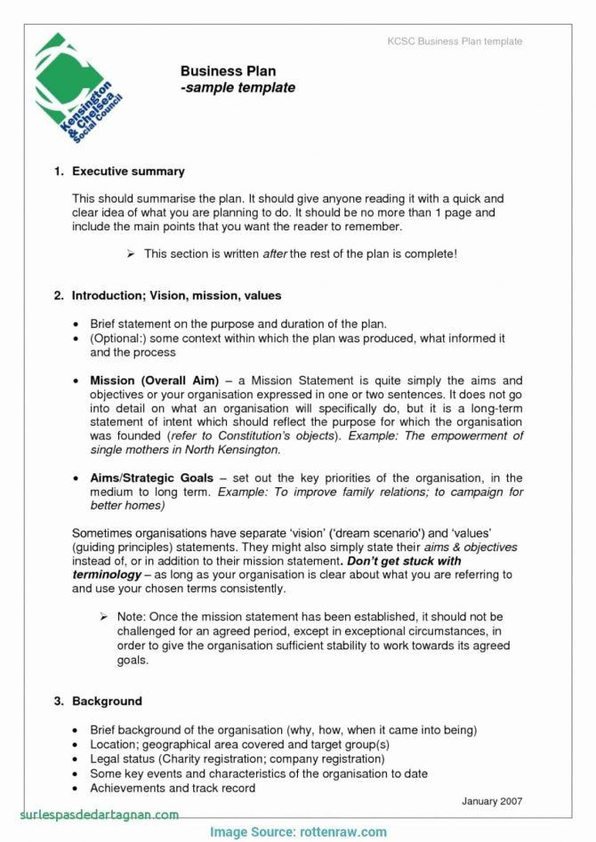 Bakery Business Plan Template Home Based Bakery Business Plan Sample In 2020
