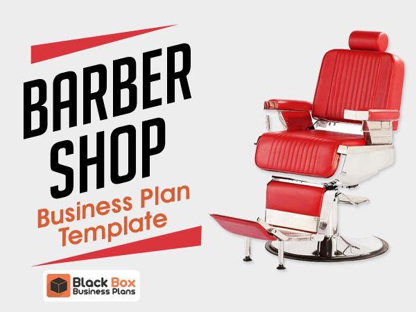 Barber Shop Business Plan Template Pin On Business Plan Templates