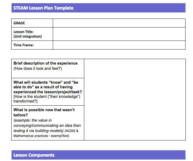 Basic Lesson Plan Template Doc Google Docs Lesson Plan Template Inspirational Lesson Plan