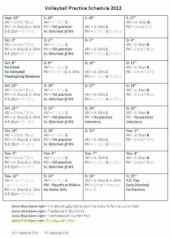 Basketball Practice Plan Template Excel Football Practice Plan Sheet Best Football Practice Plan