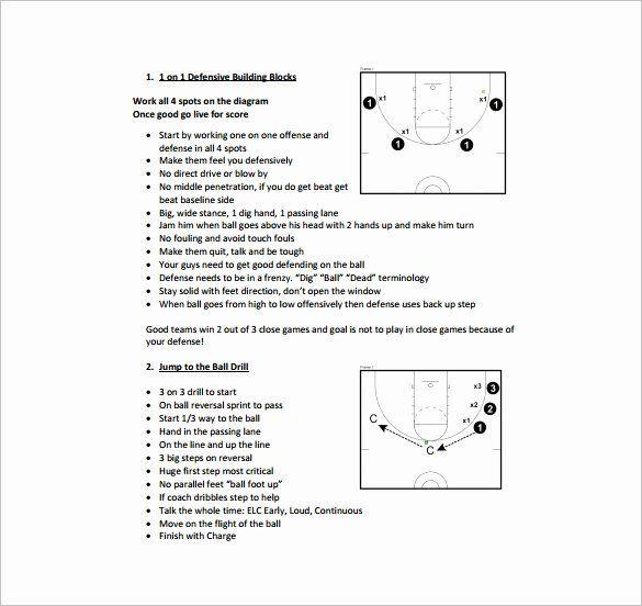 Blank Basketball Practice Plan Template Blank Basketball Practice Plan Template Luxury 11 Basketball