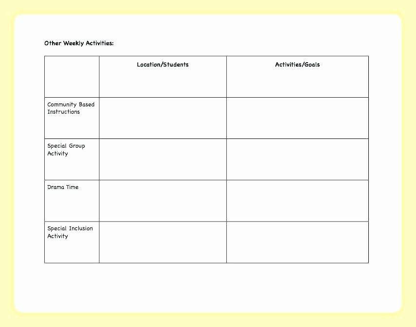 Block Scheduling Lesson Plan Template Block Scheduling Lesson Plan Template Block Schedule Lesson