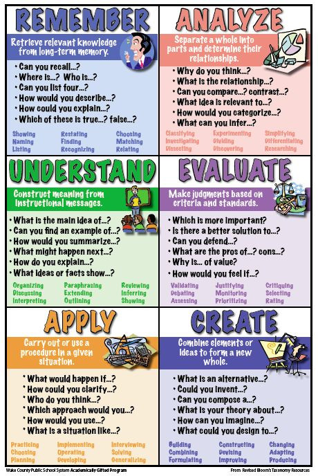 Bloom039s Taxonomy Lesson Plan Template 80 Service Learning Center Ideas