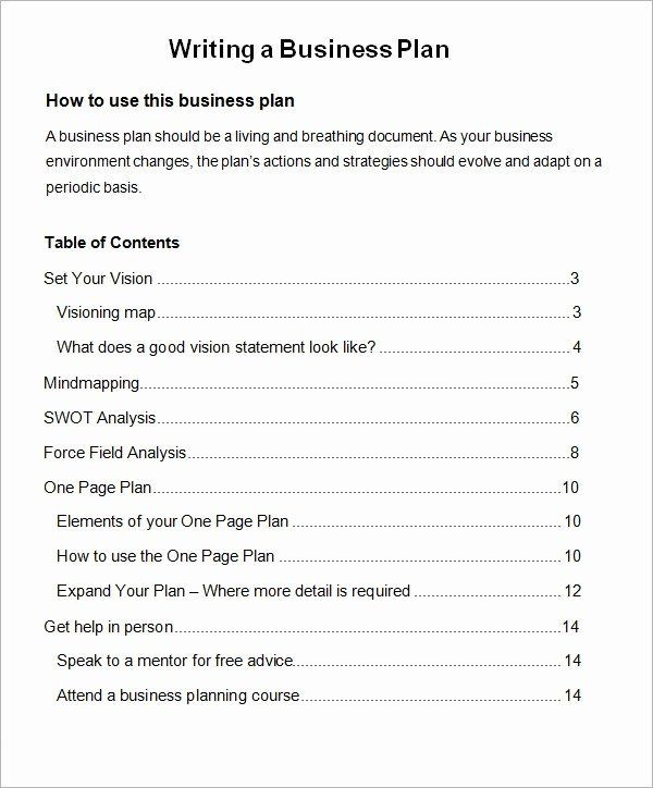 Business Analysis Plan Template Business Analysis Plan Template Awesome Bussines Plan