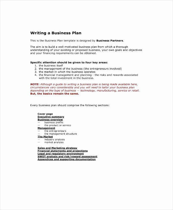 Business Analysis Plan Template Business Analysis Plan Template New 13 Market Analysis