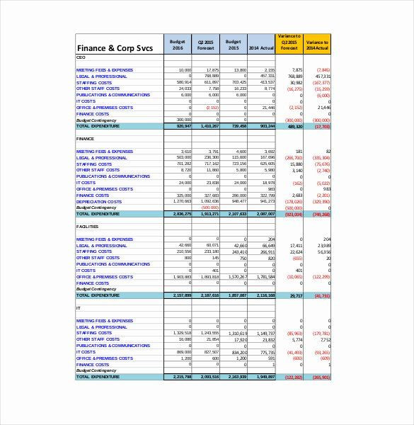 Business Plan Budget Template Business Bud Excel Template Luxury 13 Sample Business Bud
