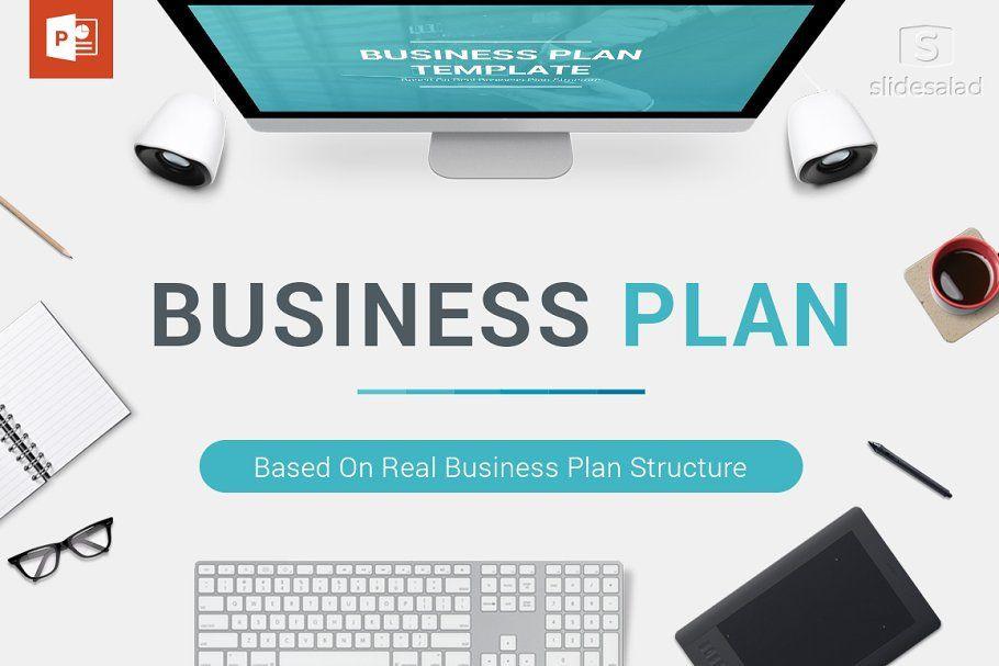 Business Plan Powerpoint Template Business Plan Powerpoint Template