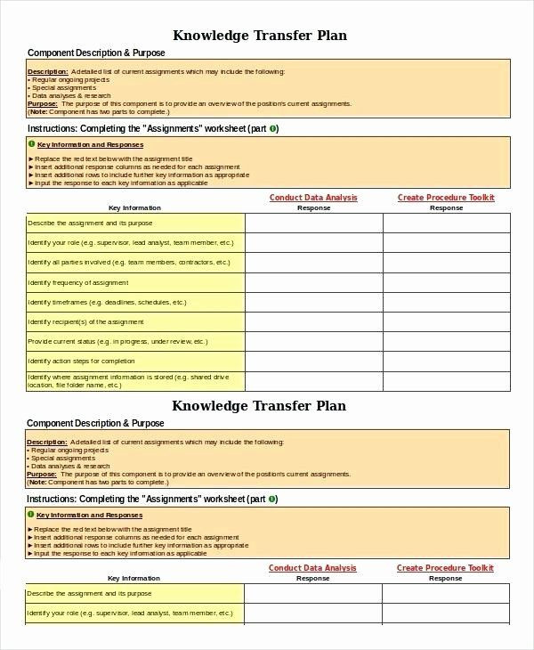 Business Transition Plan Template Business Transition Plan Template Beautiful Business