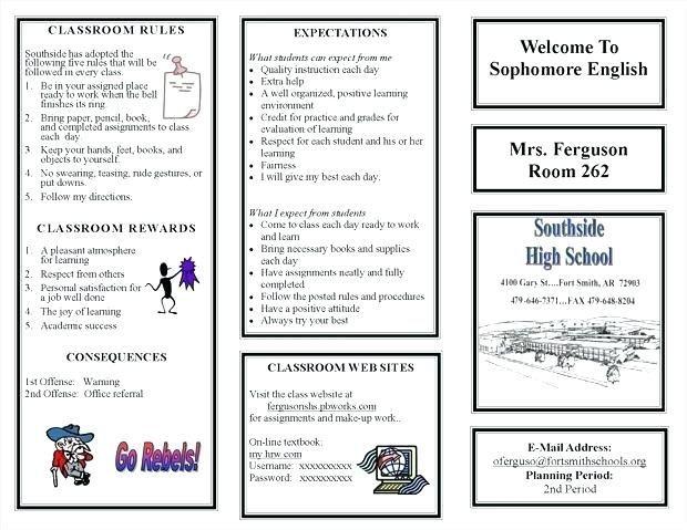 Classroom Management Plan Template Elementary Classroom Management Examples Class Rules for