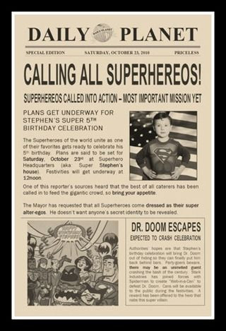 Daily Planet Newspaper Template Free Pin by Angela Bae On I Want to