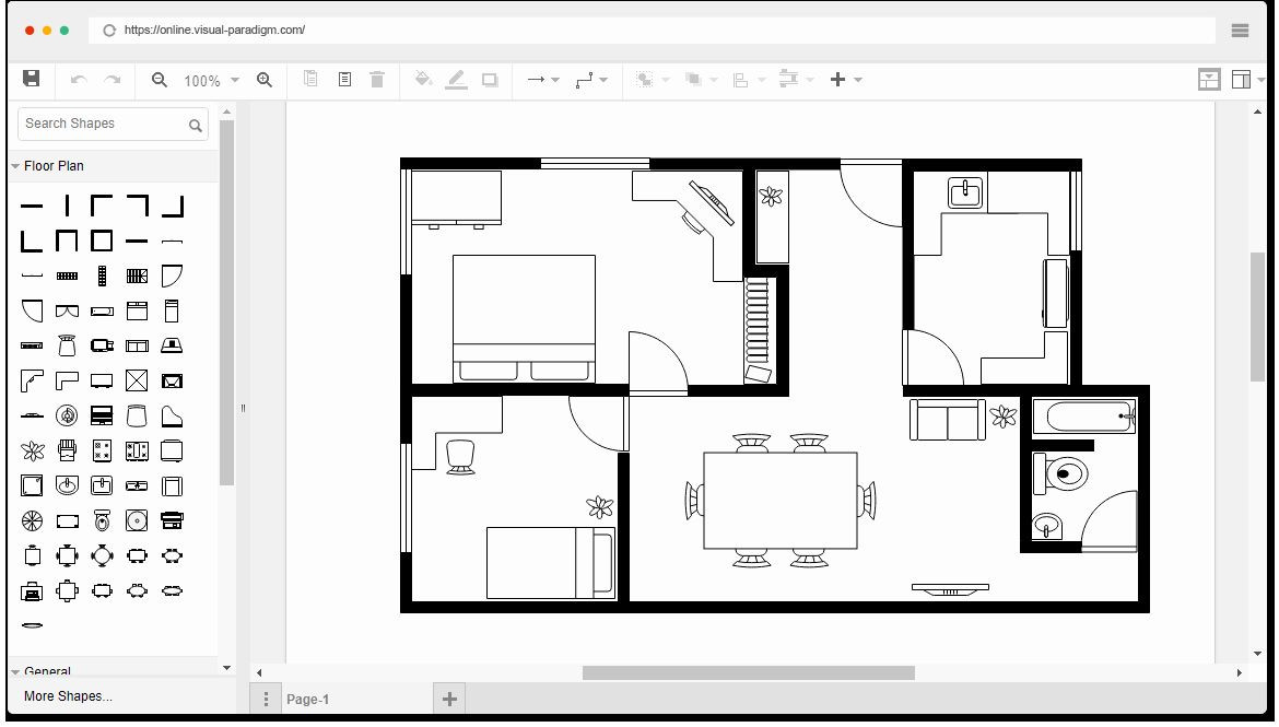 Design A Floor Plan Template Powerpoint Floor Plan Template Luxury How to Make A Floor