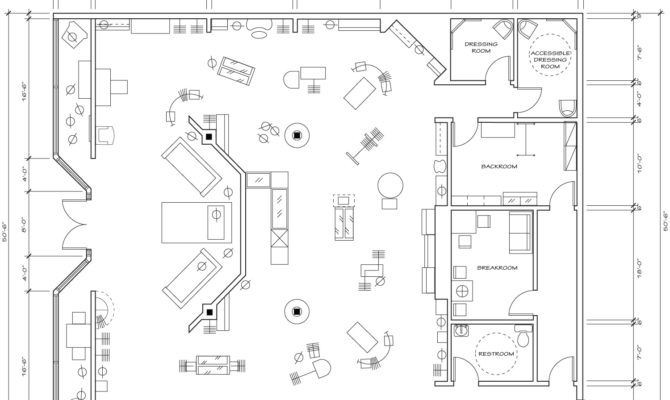 Design A Floor Plan Template Retail Store Floor Plan Design Home Building Plans
