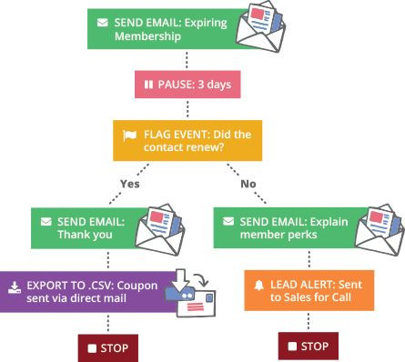 Email Marketing Campaign Plan Template Marketing Automation Strategy Template Example Membership