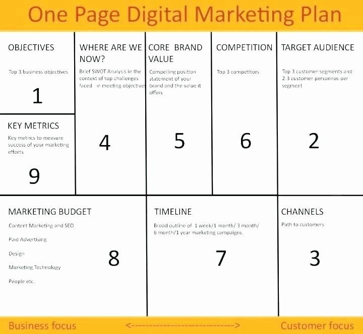 Email Marketing Campaign Plan Template Political Campaign Plan Template Elegant Campaign Template