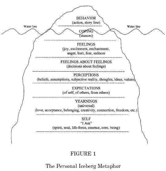 Emdr Treatment Plan Template Image Result for Virginia Satir Iceberg Model