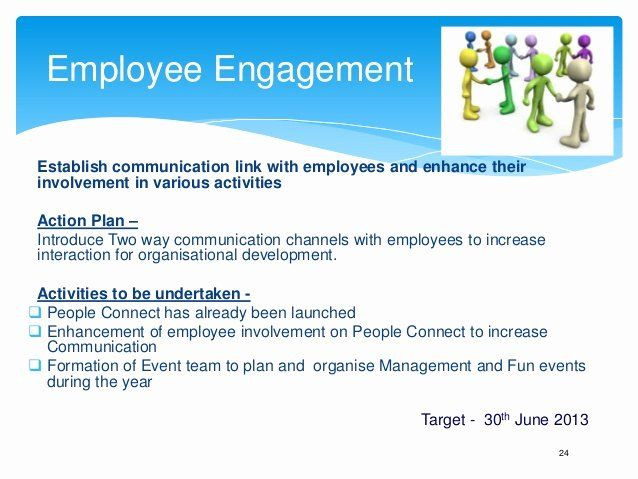 Employee Engagement Plan Template Employee Engagement Action Planning Template Unique Annual