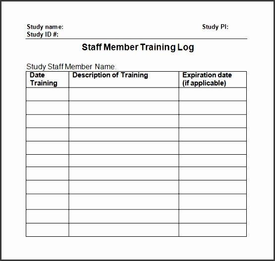 Employee Training Plan Template Word Staff Training Plan Template Luxury 10 Staff Training Plan