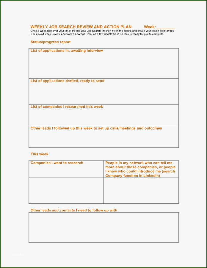 Employment Action Plan Template Good Employment Action Plan Template for 2020 In 2020