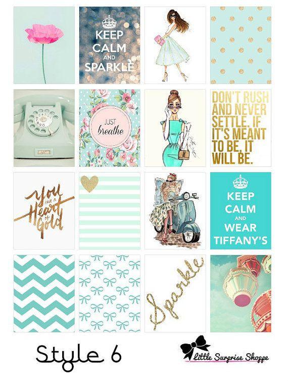 Erin Condren Planner Stickers Template Fashion Icon Erin Condren Stickers