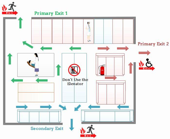 Evacuation Floor Plan Template Evacuation Floor Plan Template Inspirational Evacuation