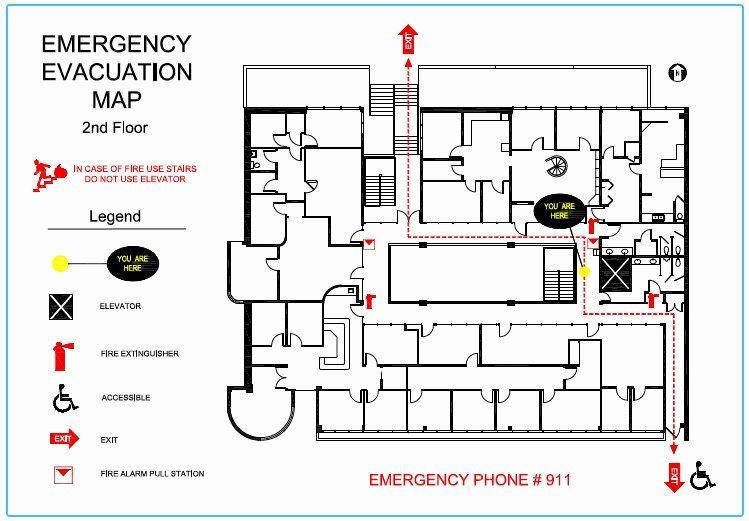 Evacuation Floor Plan Template Fire Evacuation Plan Template Beautiful Precision Floor Plan