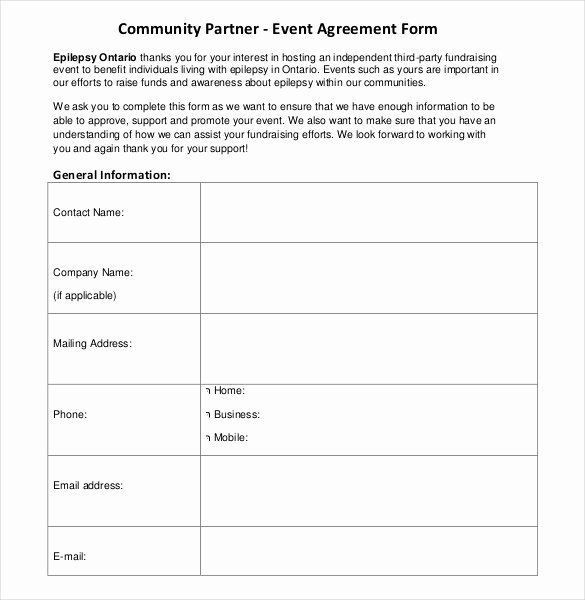Event Planning Contract Template Free event Planning Contract Template Free Elegant event Contract
