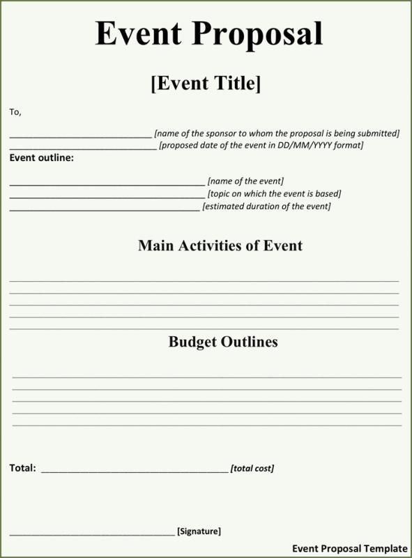 Event Planning Contract Template Free Simple Sublease Agreement