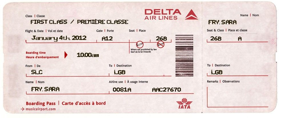 Fake Plane Ticket Template Fake Airline Ticket for Surprising Kids I M Using This