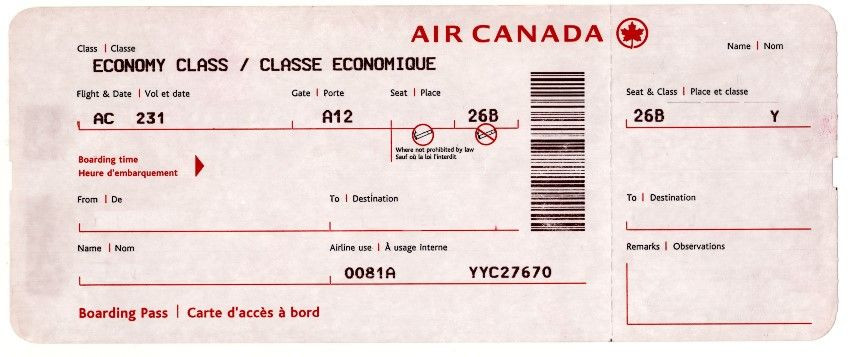 Fake Plane Ticket Template How to Generate Fake Airline Tickets Boarding Pass to
