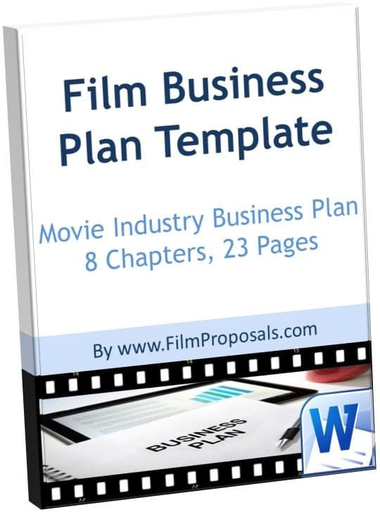 Film Business Plan Template Investor Agreement