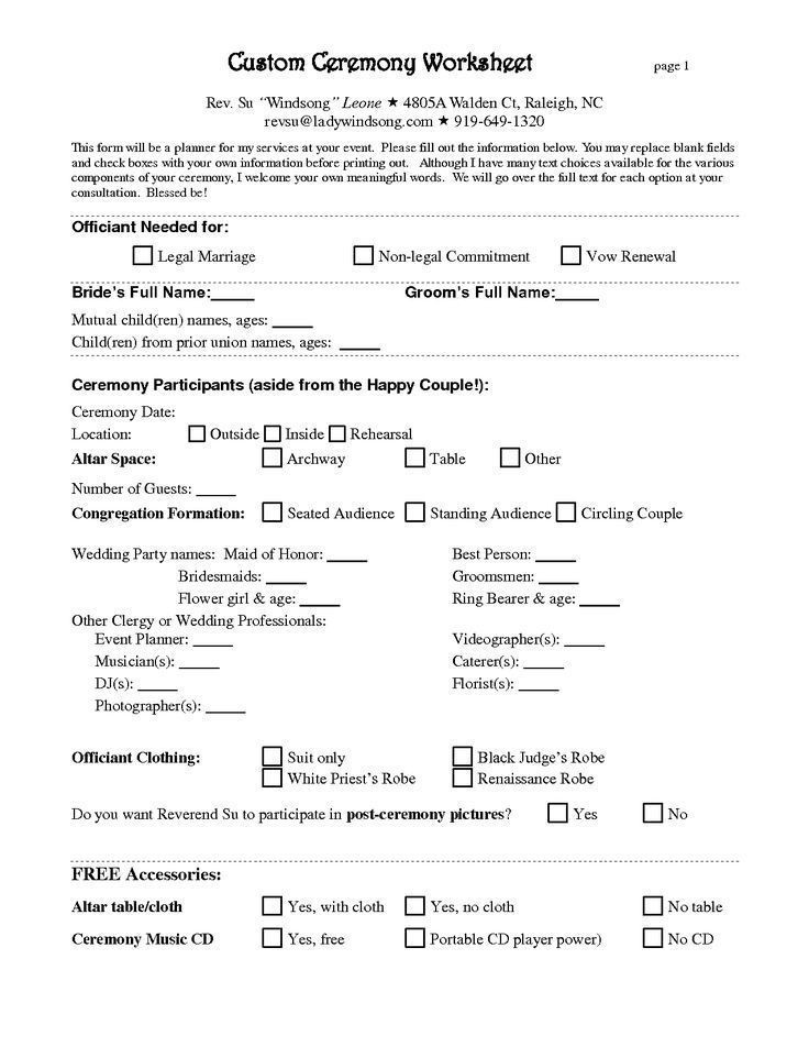 Free event Planner Contract Template Wedding Decor Rental Contract Classy Free Wedding Planner
