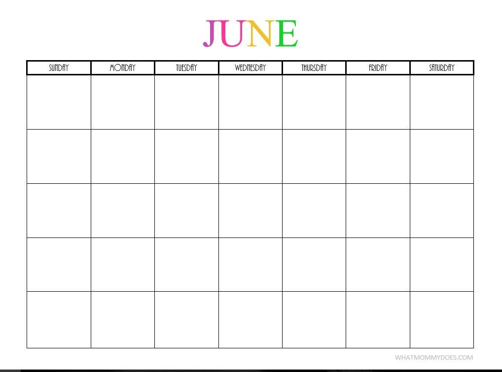 Free Printable Monthly Planner Template Pin On Monthly Calendar