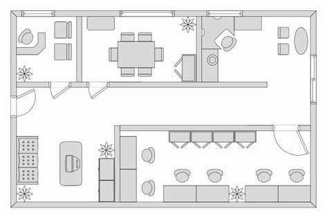 Furniture Template for Floor Plans √ 30 Free Floor Plan Template In 2020 with Images