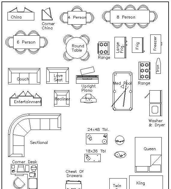 Furniture Template for Floor Plans Pin On Furniture