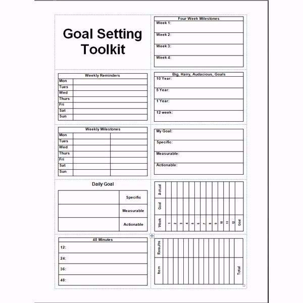 Goal Action Plan Template Goal Action Plan Template Luxury Daily Planner Template