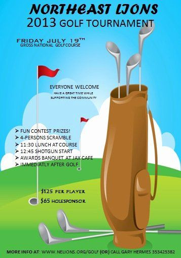 Golf tournament Planning Template Pin On Customize Flyer event Templates