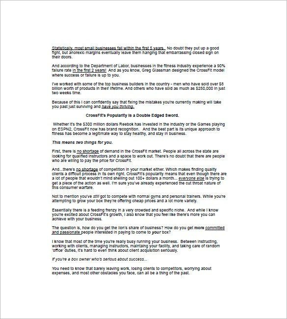 Gym Business Plan Template Business Plan Template Gym the 3 Secrets You Will Never Know