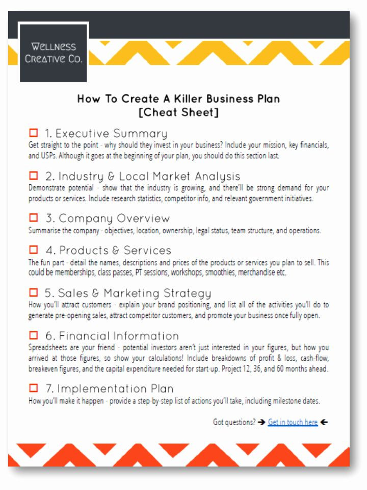 Gym Business Plan Template Gym Business Plan Template Awesome Gym Business Plan