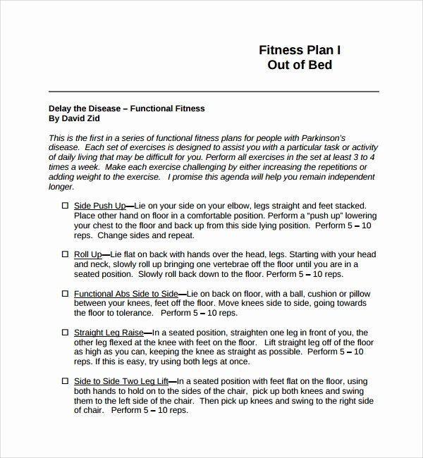 Gym Business Plan Template Gym Business Plan Template Awesome Sample Fitness Plan