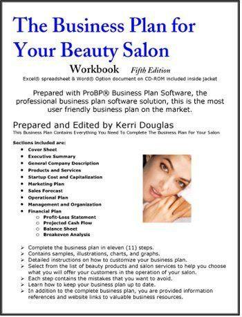 Hair Salon Business Plan Template Salon Business Plan Template Free Beautiful the Business