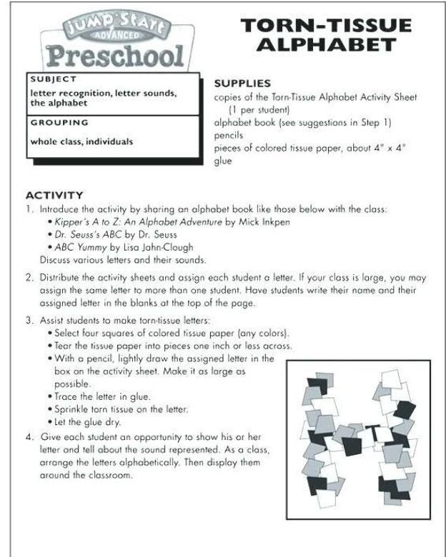 High Scope Lesson Plan Template Preschool Activity Planning Sheet for Blank Daily Lesson