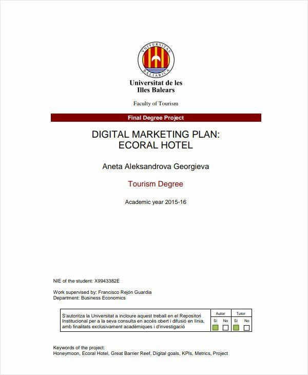 Hotel Marketing Plan Template Hotel Marketing Plan Template Fresh 12 Hotel Marketing Plan