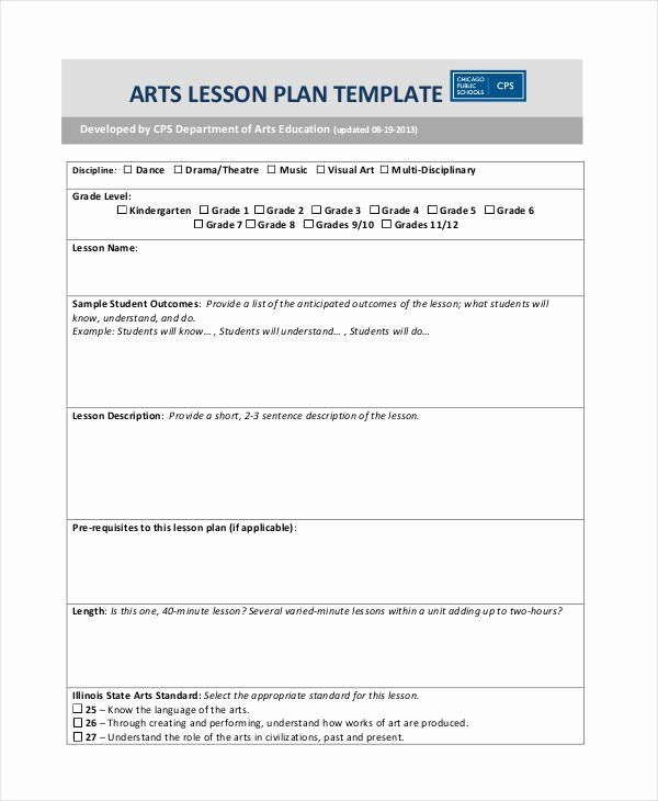 Ib Lesson Plan Template Pin On Simple Business Plan Templates