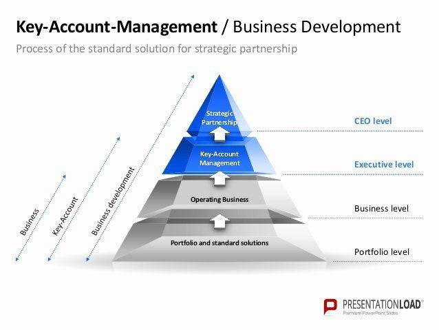 Key Account Plan Template Account Plan Template Ppt Elegant Account Management Model