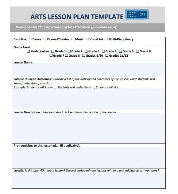 Kindergarten Math Lesson Plan Template sounds Sensible Lesson Plan Template Best Spanish