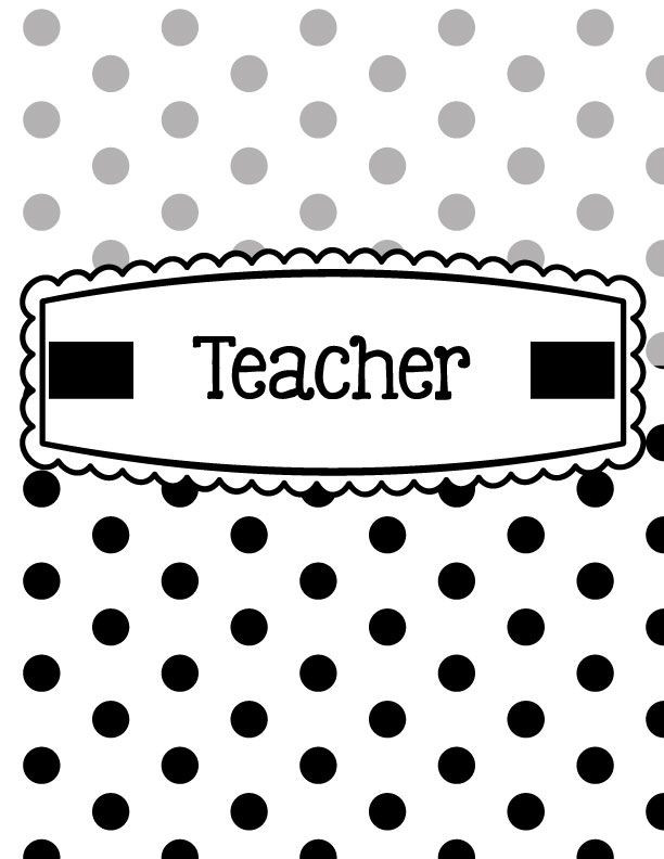 Lesson Plan Binder Cover Template Store From the Pond Teacherspayteachers