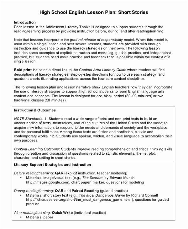 Lesson Plan Template Nyc Lesson Plan Template Nyc Elegant Write My Term Paper Cheap